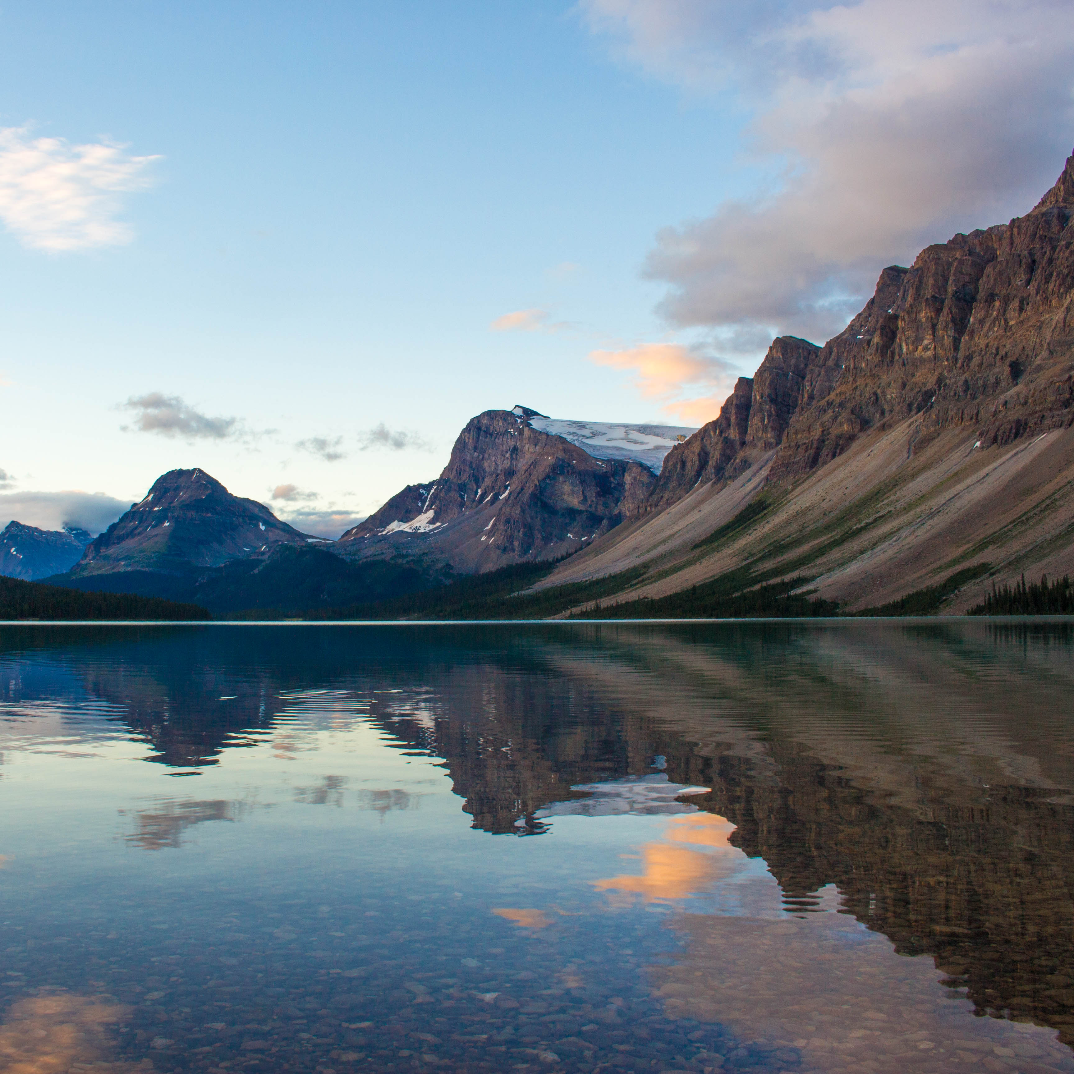 incredible lakes in alberta